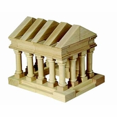 Guidecraft <br />Greek Wood Block Set