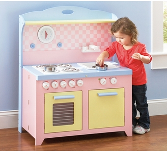 Guidecraft <br />Hideaway Playtime Kitchen