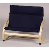 Guidecraft <br />Kiddie Couch (Blue)