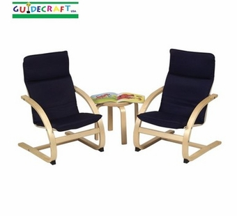 Guidecraft <br />Kiddie Rocker (Blue)