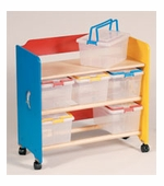 Guidecraft <br />Moon & Stars Children's Storage