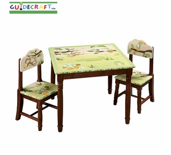 Guidecraft <br />Papagayo Children's Table & Chairs Set