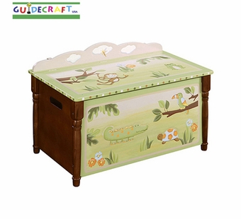 Guidecraft <br />Papagayo Children's Toy Box