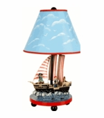 Guidecraft <br />Pirate Children's Lamp