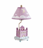 Guidecraft <br />Princess Children's Table Lamp