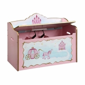 Guidecraft <br />Princess Children's Toy Box