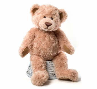 Gund <br />Bear Maxie Tan 19'