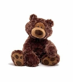 Gund <br />Bear Philbin Chocolate 18'