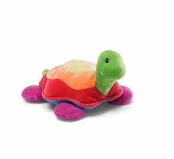 Gund <br />Colorfun Rainbow Turtle