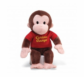 Gund <br />Curious George 12