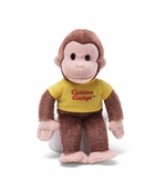 Gund <br />Curious George 8""