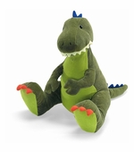 Gund <br />Dino Stuffed Animal Tristen Trex 14""