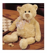 Gund <br />Manni Stuffed Animal Bear 16""