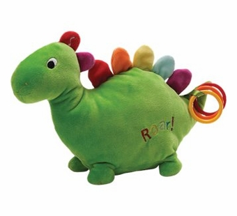 Gund <br />Musical Counting Dino