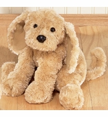 Gund <br />Puddle Stuffed Animal Dog 10""