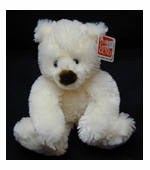 Gund <br />Schatzi Cream Stuffed Bear 6""