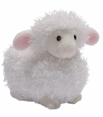 Gund <br />Stuffed Animal Lamb 4""