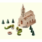 Haba <br />Baroque Wood Architectural Building Block Set