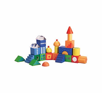 Haba <br />Fantasy Wooden Building Blocks