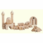 Haba <br />Wood Middle Eastern Architectural Building Blocks