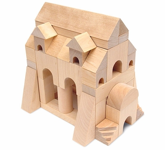Haba <br />Wood Romantic Architectural Buiding Blocks