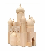 Haba <br />Wood Russian Architectural Building Blocks