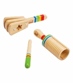Hape / Educo <br />Musical Rhythm Set