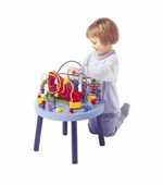 Hape / Educo <br />Ocean Adventure Wire Bead Table