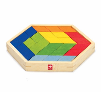 Hape / Educo <br />Prism Puzzle Game