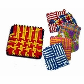 Harrisville Designs <br />Kids Weaving Potholder Loom Deluxe