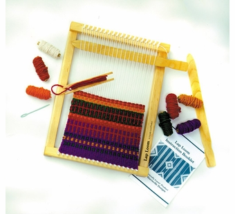 Harrisville Designs <br />Lap Loom B with Accessories