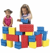 Imagibricks <br />Cardboard Blocks 24 Piece Set