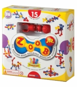 Infinitoy <br />ZOOB 15 Piece Junior Set