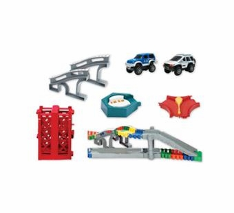 International Playthings <br />Deluxe Build a Road Elevator