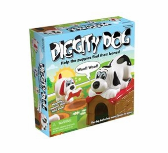 International Playthings <br />Diggity Dog Game