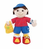 Early Years Toys<br />Dress Me Doll Josh