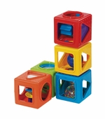 Early Years Toys<br />Baby Stacking Activity Cubes