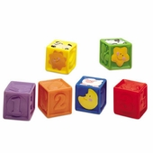 Early Years Toys<br />Baby Sweet Stackable Baby Blocks