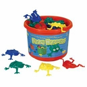 International Playthings <br />Frog Hoppers Games