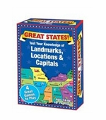 International Playthings <br />Great State Card Game