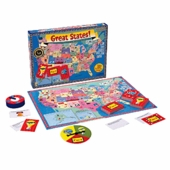 International Playthings <br />Great States Game