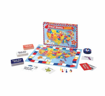 International Playthings <br />Great States Jr. Game