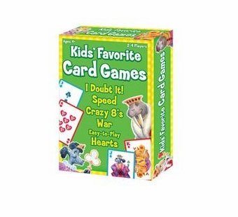 International Playthings <br />Kids Favorite Card Games