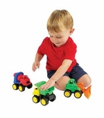 International Playthings <br />Little Tuffies Trucks