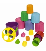 International Playthings <br />Nest & Stack Buckets