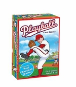 International Playthings <br />Playball Baseball Card Game