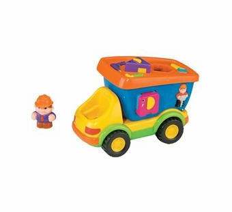 International Playthings <br />Super Shapes Dump Truck