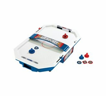 International Playthings <br />Tabletop Air Hockey Game