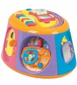 IQ Baby <br />Baby Storybook Station Activity Toy