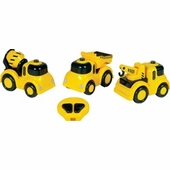 IQ Preschool <br />Baby Wacky Construction Vehicles